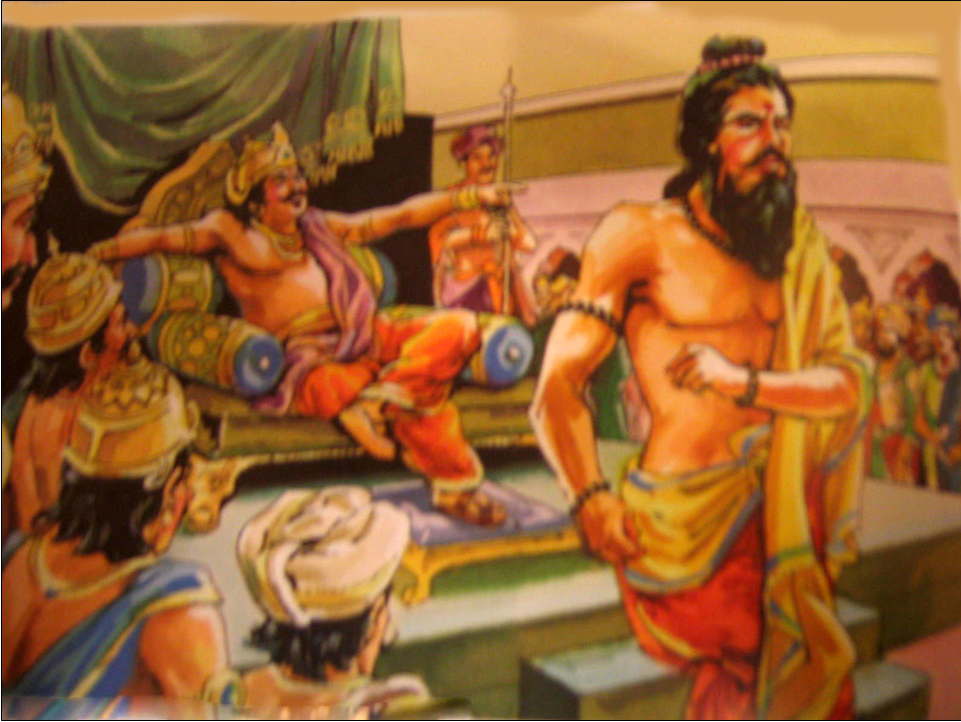 Romapada Swami on Drupada insulting Drona