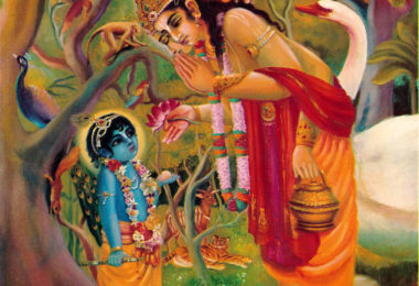 romapada swami's introduction to brahma samahita